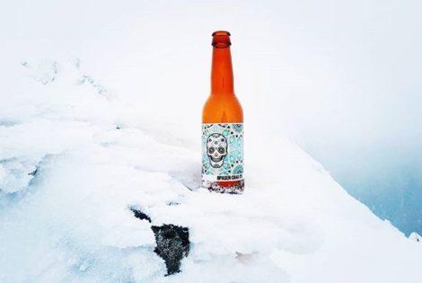 Опасно студено... #opasenchar #BeerBastards #ipa